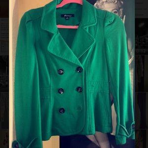 Green blazer 💚